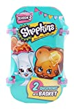 Shopkins Season 3 (2-Pack & Basket)