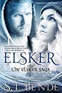 (FREE on 12/15) Elsker by S.T. Bende - http://eBooksHabit.com