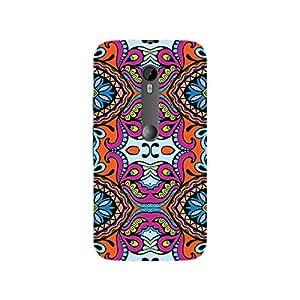 Garmor Designer Plastic Back Cover For Motorola Moto G (Gen 3)