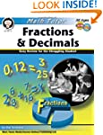Math Tutor: Fractions and Decimals, G...