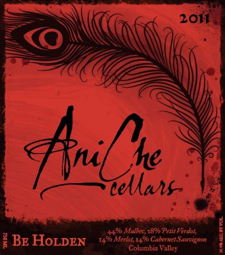 2011 Aniche Cellars Be Holden Red Blend 750 Ml