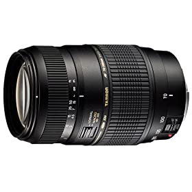 Tamron AF 70-300mm f/4.0-5.6 Di LD Macro Zoom Lens for Konica Minolta and Sony Digital SLR Cameras