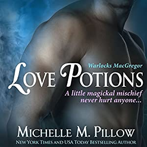 Love Potions Audiobook