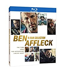 Ben Affleck 4 Film Collection [Blu-ray]
