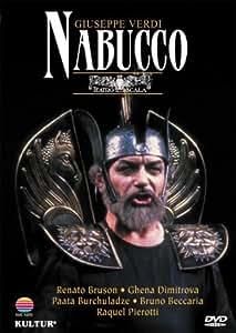 Verdi - Nabucco / Muti, Bruson, Dimitrova, Burchuladze, Becaria, Pierotti, La Scala