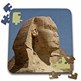 Angelique Cajam Egypt - Sphinx up close - 10x10 Inch Puzzle (pzl_26811_2)