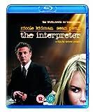 Image de The Interpreter [Blu-ray] [Import anglais]