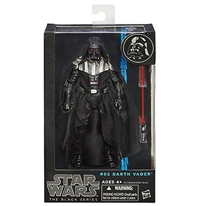 Star Wars The Black Series Darth Vader 6″ Figure by Star Wars günstig als Geschenk kaufen