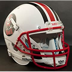 LOUISVILLE CARDINALS 1980 Schutt AiR XP Gameday REPLICA Football Helmet by ON-FIELD