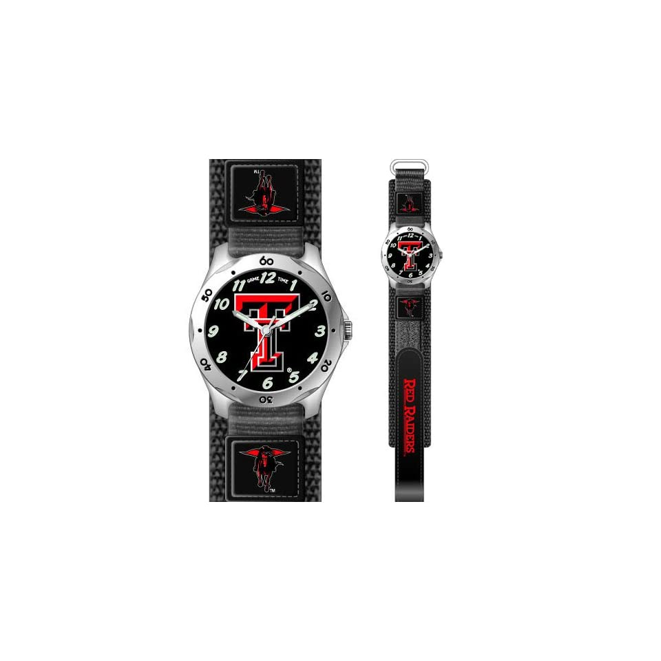 Texas Tech Red Raiders ( University Of ) NCAA Kids Future Star Sports Watch