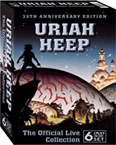 Uriah Heep - the Official Live Collection [35th Ann. ed.] [UK Import]