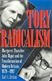 img - for Tory Radicalism book / textbook / text book