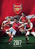Arsenal Official 2017 Calendar (Calendar 2017)