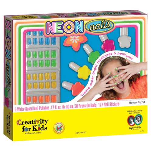 Creativity for Kids  Neon Nails - 1