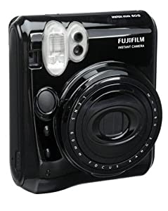 Instax Mini 50S Film Camera (Black)