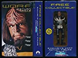 Star Trek: The Next Generation - Worf: Return to Grace Collection [VHS]