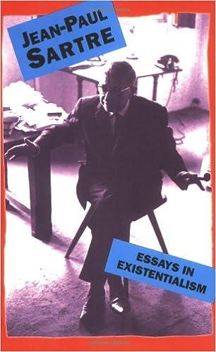 jean paul sartre essays sartrean existentialism specific existentialism is a humanism jean paul sarte 1946