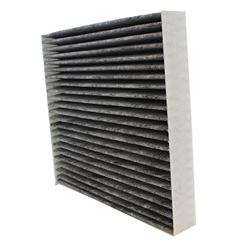ABN CF10285 Activated Carbon Cabin Air Filter for Toyota, Lexus, Scion, and Subaru Toyota Part # 87139-02090, 87139-06040, 87139-07010, 87139-50060, 87139-50100, 87139-52020, 87139-52040, 87139-YZZ08