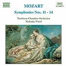 Mozart: Symphonies Nos. 11 - 14