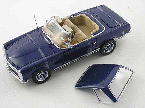 Noreve Mercedes W113 230 SL Pagode dunkelblau 332 Modellauto Norev 1:18