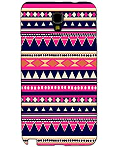 Webplaza Designer Hard Case Printed For Samsung Galaxy Note 3