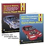Haynes Publications, Inc. 61030 Repair Manual