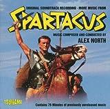 Alex North Spartacus: Original Soundtrack Recording