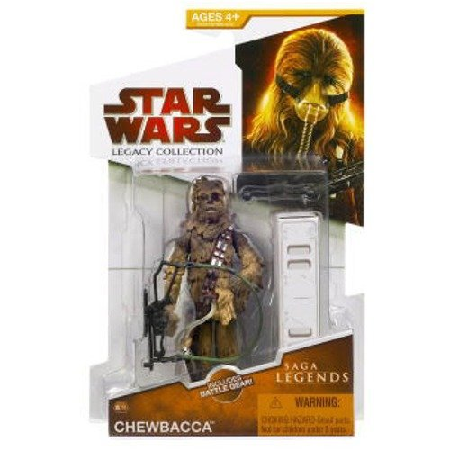 Chewbacca (2008 Helmet Card SL15) - 1