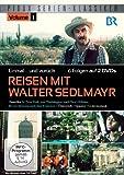 Reisen mit Walter Sedlmayr (Einmal ... und zurück), Vol. 1 - Sechs Folgen der beliebten Serie (Pidax Serien-Klassiker) [2 DVDs]