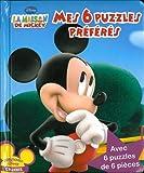 echange, troc Disney - La Maison de Mickey, Mes 6 puzzles préférés