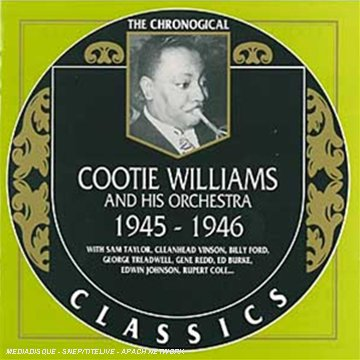 1945-46 by Cootie Williams