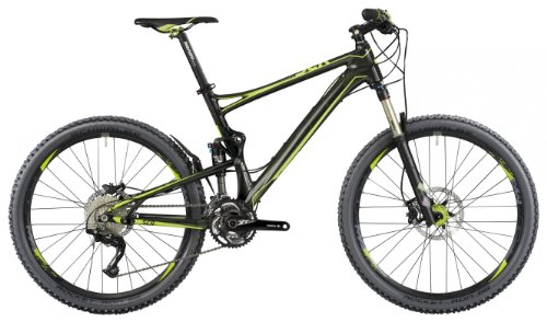 Cube MTB Sting Super HPC Pro carbon´n´green´n´grey (2012)