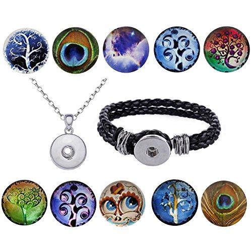 StarterSet Baum des Lebens mit Armband und Halskette 70 cm Kaufen und