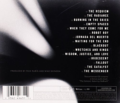 """A Thousand Suns: Special Edition (+1 Bonus Track, """"The Catalyst featuring NoBraiN"""") from Warner Bros."""