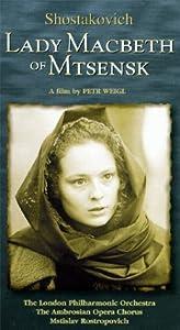 Shostakovich - Lady Macbeth of Mtsensk [VHS]
