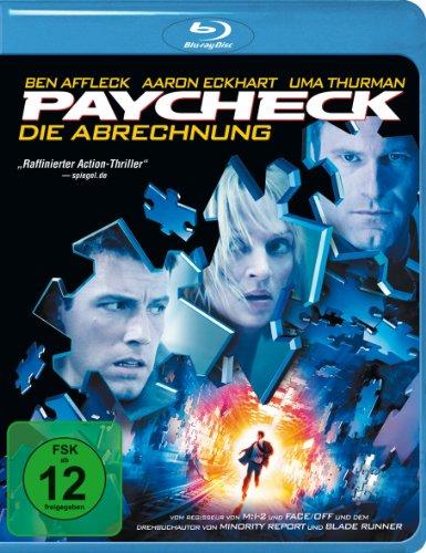 Paycheck - Die Abrechnung [Blu-ray]