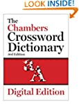 The Chambers Crossword Dictionary, 3r...