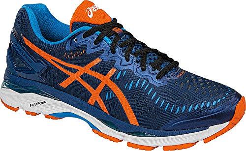 asics-mens-gel-kayano-23-running-shoe-poseidon-flame-orange-blue-jewel-105-m-us