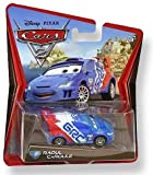 Disney Pixar Cars 2 Race Team Die Cast Vehicle Raoul Caroule