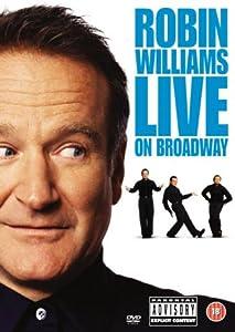 Robin Williams - Live on Broadway [DVD]