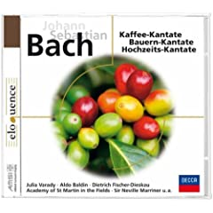 """J.S. Bach: Schweigt stille, plaudert nicht Cantata, BWV 211 """"Coffee Cantata"""" - 1. Rezitativ: Schweigt stille, plaudert nicht"""