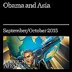 Obama and Asia | Thomas J. Christensen