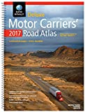 img - for Rand McNally 2017 Deluxe Motor Carriers' Road Atlas (Rand Mcnally Motor Carriers' Road Atlas Deluxe Edition) book / textbook / text book