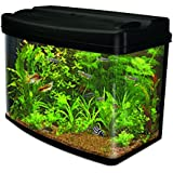 Interpet Fish Pod 120 Litre Glass Aquarium including CF3 Internal Cartridge Filter