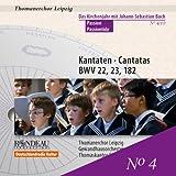 Kantaten BWV 22,23,182 (Passion)