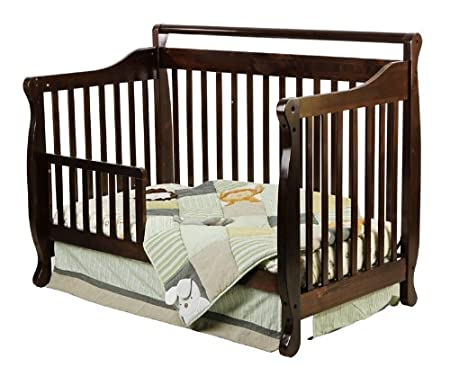 Dream On Me, Liberty, 4 in 1 Convertible Crib