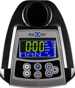 MAXXUS® PROFI-CROSSTRAINER CX 7.8, Ellipsentrainer, große Schrittlänge, bis 180kg belastbar! 5 Jahre Garantie!