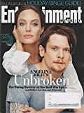 Entertainment Weekly December 5, 2014 Aneglina Jolie & Jack OConnell