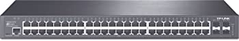 TP-Link 48-Port Gigabit L2 Managed Switch