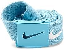 Nike Mens Tech Essential Belt, Valor Blue, One Size